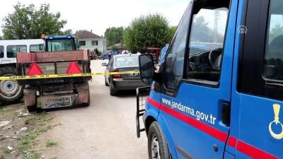 Hareket halindeki araca ateş açıldı: 1 ölü, 1 yaralı - KASTAMONU