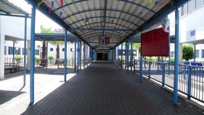 UNRWA'ya bağlı kurumlarda genel grev - GAZZE