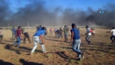 - Gazze sınırında 2 Filistinli hayatını kaybetti