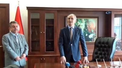 İstanbul BAM Başsavcılığı'nda devir teslim töreni