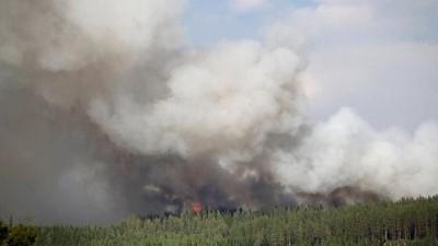 İsveç'ten orman yangınlarına lazer güdümlü bomba çözümü