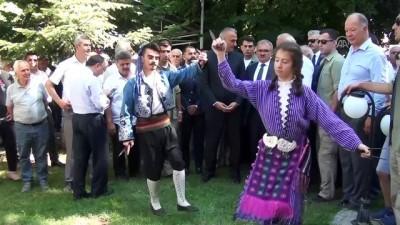 Kültür ve Turizm Bakanı Ersoy, baba ocağında - ANTALYA