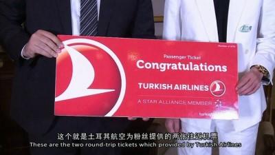 - 'Romantik Türkiye' Çinli Gençlerin Dilinden Düşmüyor