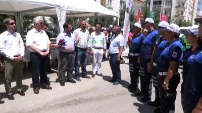 Aksaray'da 'Başkan Mahallemizde' projesi