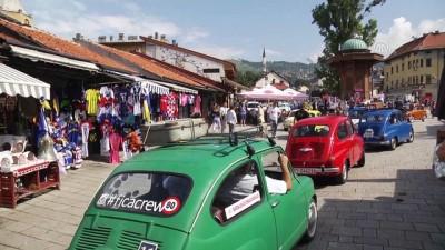 Bosna Hersek'te 'Fiat Fiço' festivali - SARAYBOSNA
