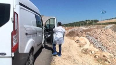 Hafriyat alanında cesedi gömülü halde bulunan 2 yaşındaki kızı annesi tutuklandı