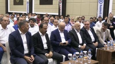 Hak-İş Başkanı Arslan: 'Hala hesaplaşma devam ediyor' - KARAMAN