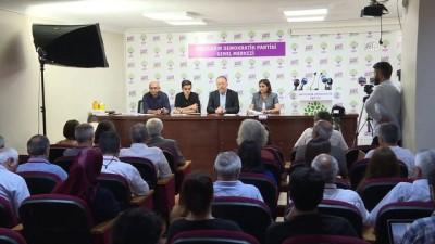 HDP Parti Meclisi toplandı - ANKARA