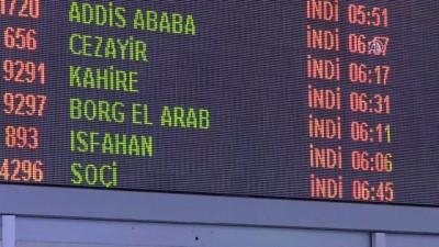 Aref Türkiye'ye döndü ilk açıklamaları!