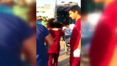Sağlık Bakanlığının seferber olduğu küçük Zeynep taburcu oldu - ANTALYA