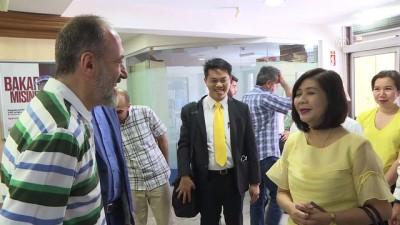 Tayland Büyükelçisi Ekarohit'ten Suriyeli ailelere yardım - İSTANBUL