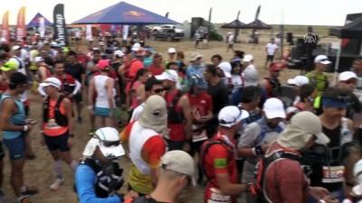 amator - Tuz Gölü Ultra Maratonu sürüyor - AKSARAY