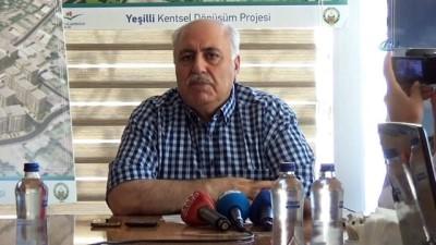Yeşilli'de kentsel dönüşüm projesi başlatıldı