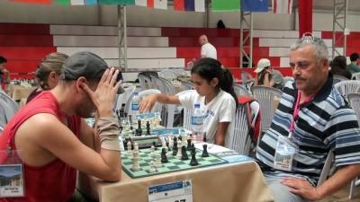 4. Uluslararası Çubuk Belediyesi Satranç Turnuvası sona erdi - ANKARA