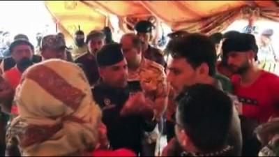 - Irak İnsan Hakları'ndan gösteri açıklaması
