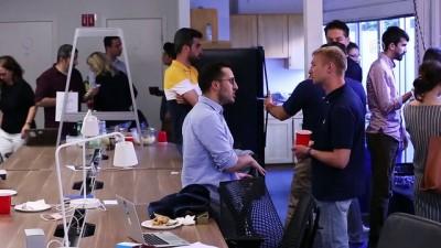 Türk girişimciler Silikon Vadisi'ndeki şirketleri ziyaret etti - PALO ALTO