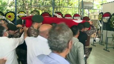 ozel harekat polisleri - Vefat eden özel harekat polisi son yolculuğuna uğurlandı - İZMİR