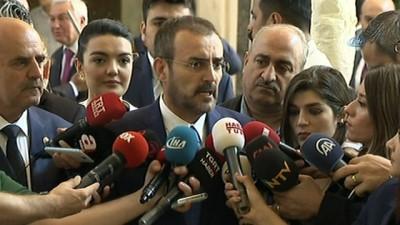 basin ozgurlugu -  AK Parti Sözcüsü Mahir Ünal:'Çocuklarımızı korumak için gereken düzenlemeler yapılacak'