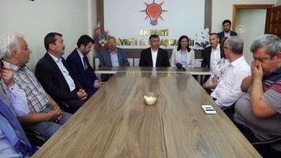 Bakan Yılmaz: 'Türkiye'nin geleceği aydınlıktır' - SİVAS