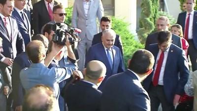 Başbakan Yıldırım'dan TRT'ye veda ziyareti - ANKARA