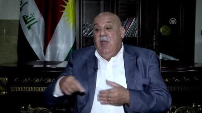 strateji - 'DEAŞ'ın Irak'taki kaynaklarının kurutulması için 5 yıla ihtiyaç var' - ERBİL