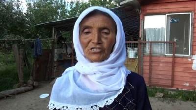Ekmeğin içerisinden takma yarım damak çıktı... Yaşlı kadın: '2 milyar diyorlar dişe, sahibi gelip alsın'