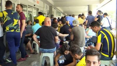 Fenerbahçe taraftarından kombine bilet satışlarına yoğun ilgi - İSTANBUL