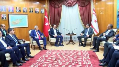 Hisarcıklıoğlu: 'Kıbrıs ne kadar güçlüyse biz de o kadar güçlüyüz' - LEFKOŞA