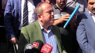 İYİ Parti Konya Milletvekili Yokuş hakkında suç duyurusu - ÇORUM