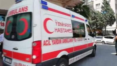 MHP'li eski vekilin ağabeyini öldüren silahlı saldırgan polise teslim oldu