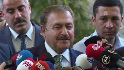 Milletvekili kayıt işlemleri sürüyor - Orman ve Su İşleri Bakanı Eroğlu - TBMM