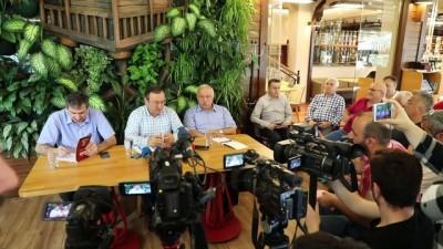 ÇAYKUR Genel Müdür Vekili Alim: 'İkinci sürgünde 267 bin ton yaş çay aldık' - RİZE