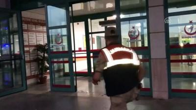 Hastanelerde jandarmalar da görev yapmaya başladı - KAHRAMANMARAŞ