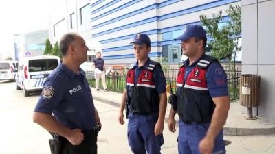 Hastanelerde jandarmanın da görevlendirilmesi - SAMSUN