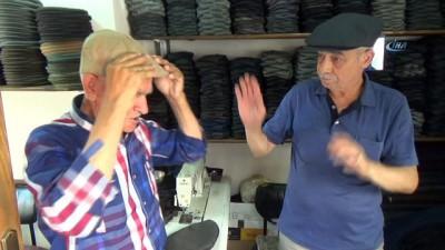 Kahramanmaraş'tan Hollanda'ya kasket ihracı