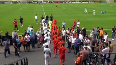 Konyaspor özel maçta Kayserispor'a 2-0 mağlup oldu