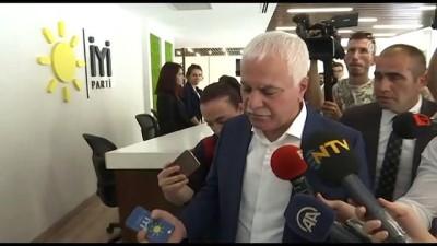 Koray Aydın'ın 'Genel Başkanımız Bahçeli' ifadesi - ANKARA