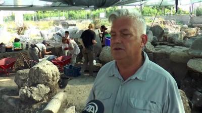 Soli Pompeiopolis Antik Kenti'nde kazı çalışmaları sürüyor - MERSİN
