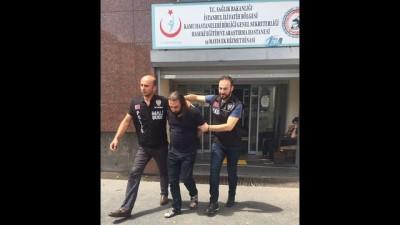 Adnan Oktar grubuna mensup olduğu ileri sürülen ve polisi tehdit eden bir kişi gözaltına alındı