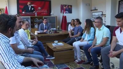 Destekleme ve yetiştirme kurslarıyla Türkiye birincisi oldu - ANKARA