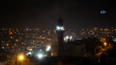 - İsrail Askerleri 17 Filistinliyi Gözaltına Aldı