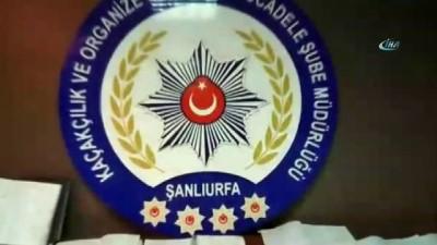 Şanlıurfa'da tefecilik operasyonu
