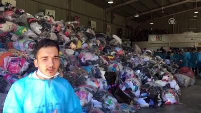 TİKA'nın genç gönüllüleri, Ürdün'de - AMMAN
