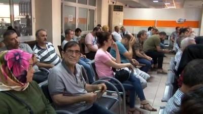Vergi affının son gününde vatandaşlar vergi dairelerine akın etti