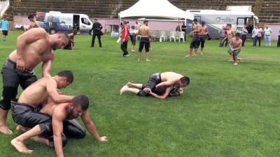 Başpehlivanlar Kırkpınar'da iddialı - ORDU