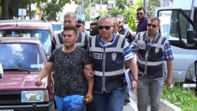 Bolu'da çeşitli suçlardan aranan 3 kişi tutuklandı