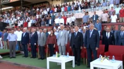 Eskişehir Atatürk Stadyumu'na veda ediliyor