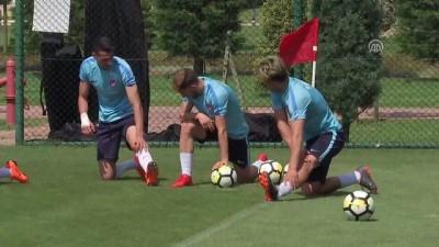 Genç milli futbolcular kendilerine güveniyor - İSTANBUL