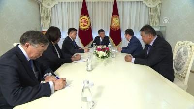strateji - Kırgızistan'dan Türk Akademisi'ne teşekkür - BİŞKEK