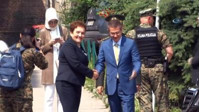 """strateji -  - Milli Savunma Bakanı Canikli: """"Bosna Hersek'e Desteğimiz Sürecek"""""""